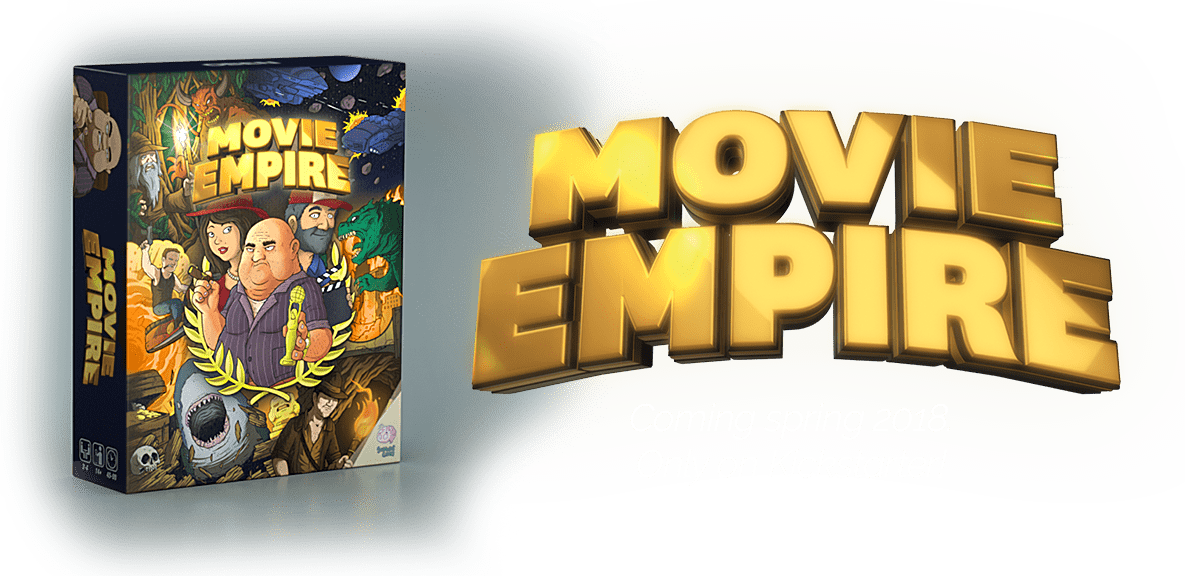 Movie Empire - the board game