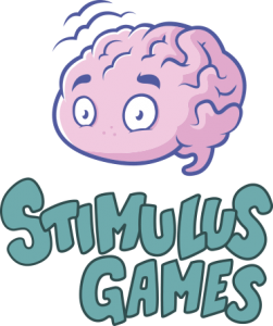 Stimulus Games logo design
